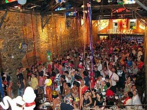 Bailes de Carnaval no Rio 5
