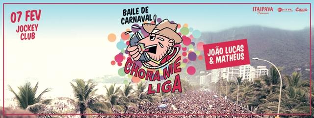 Bailes de Carnaval no Rio 6