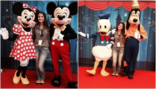 Disney e TAM lançam avião temático em Brasília 5