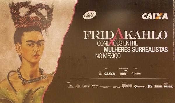 Exposição Frida Kahlo no Rio de Janeiro 3