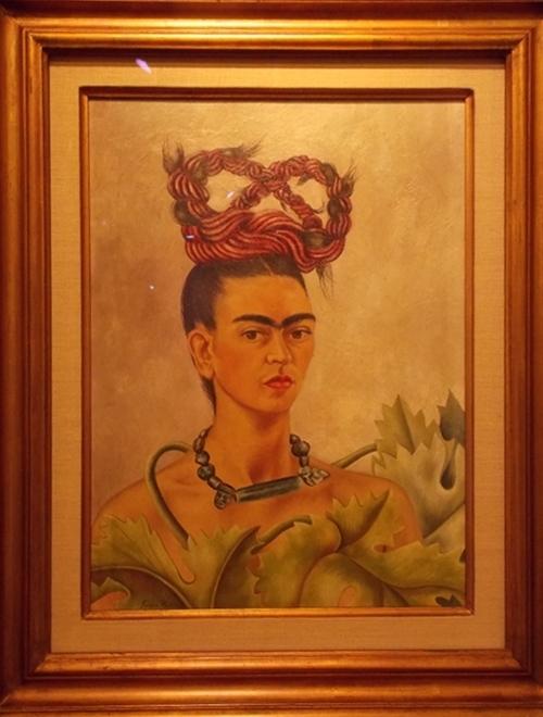 Exposição Frida Kahlo no Rio de Janeiro 5