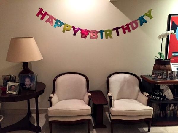Festa de Aniversário da Renata Araujo