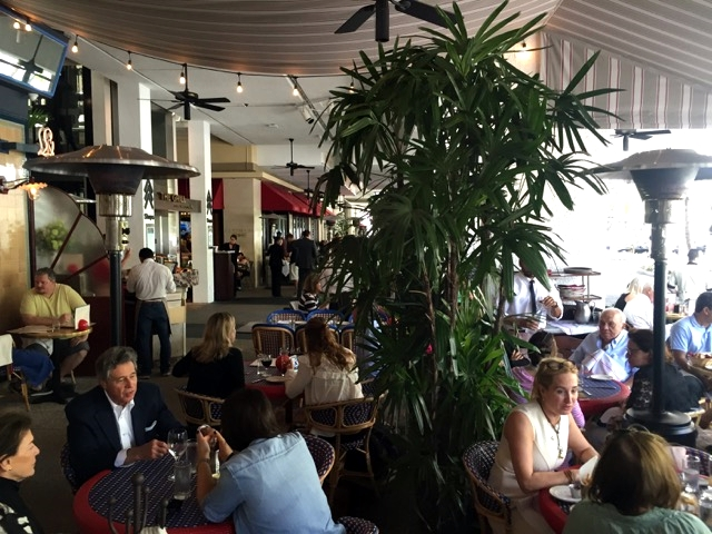 Le Zoo, o novo restaurante do Bal Harbour