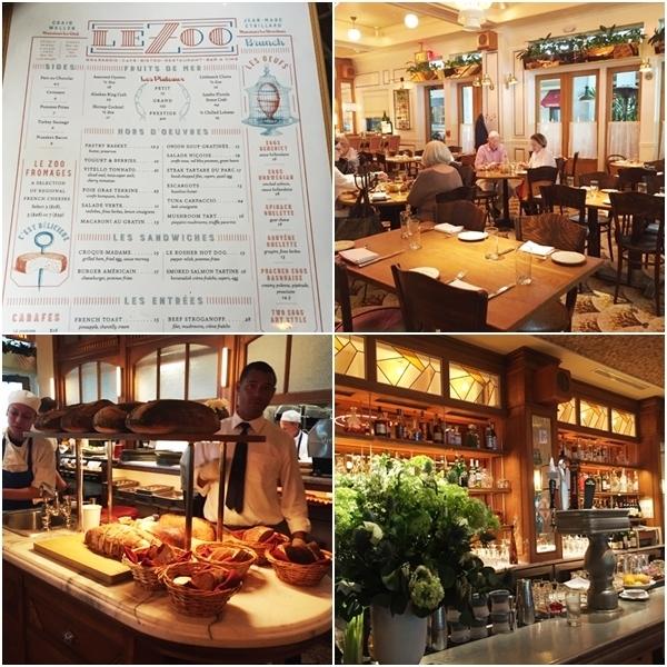 Le Zoo, o novo restaurante do Bal Harbour