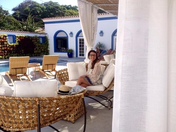 Luxo em Cabo Frio no Hotel Solar do Arco