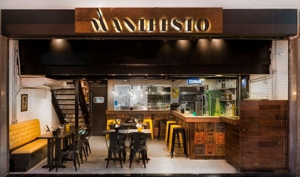 Manifesto BCA, novo bar do Leme 9