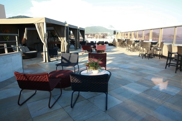 Novo rooftop do JW Marriott Rio de Janeiro
