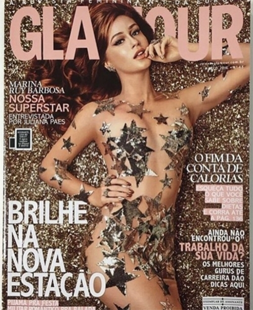Tendências de viagens para 2016 na revista Glamour