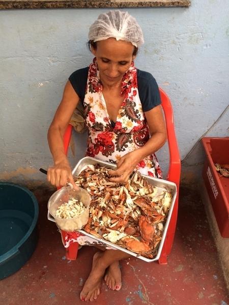 Conhecendo a Torta Capixaba, em Vitória