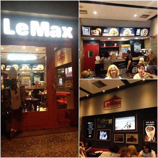 Le Max, hamburgueria gourmet no Centro 4