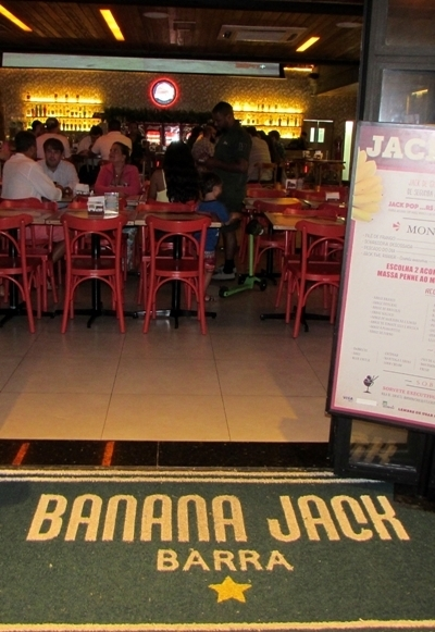 Novo Banana Jack na Barra da Tijuca 8
