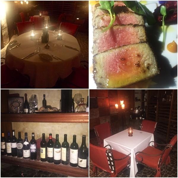 o melhor hotel de Saint Martin - gastronomia