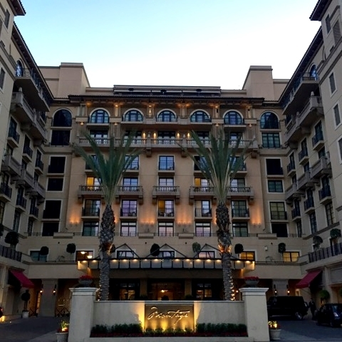 O luxuoso hotel Montage Beverly Hills 13