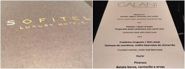 O novo restaurante Galani, no hotel Caesar Park, em Ipanema 14