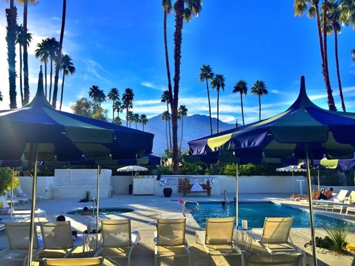 Parker, um dos melhores hotéis de Palm Springs 27