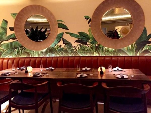 Restaurante do novo hotel Faena Miami 10