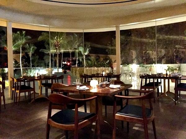 Restaurante do novo hotel Faena Miami 9