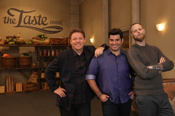 Nova temporada do The Taste Brasil no Canal GNT