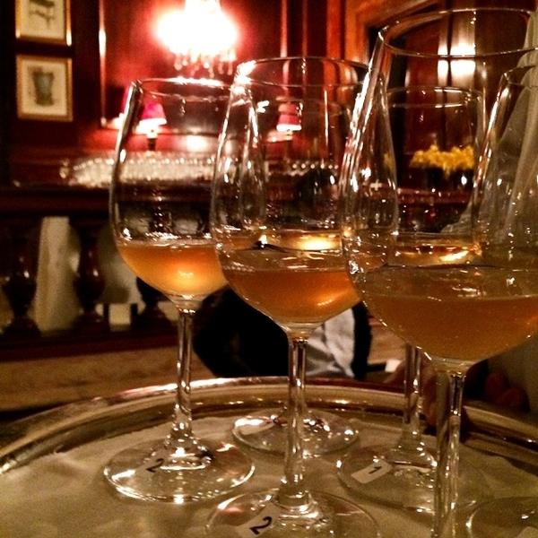 Degustação de Vinhos Âmbar no Belmond Copacabana Palace 5