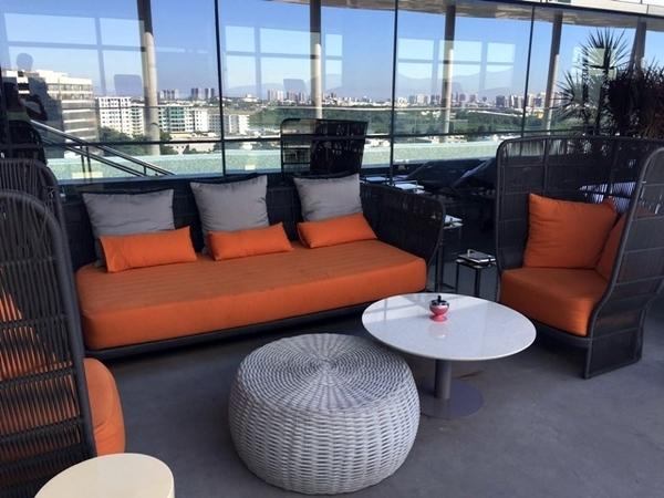 Hilton Barra comemora 1 ano no Rio de Janeiro 16