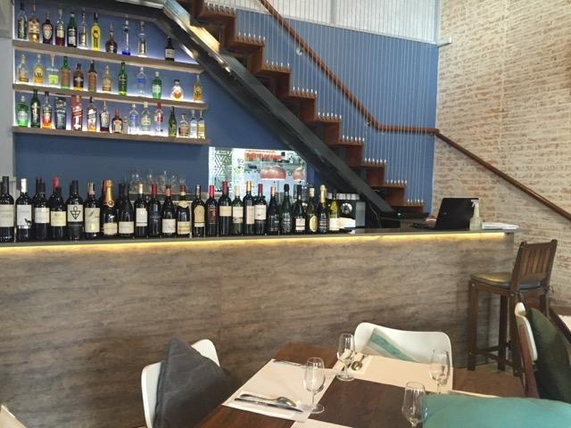 O novo restaurante Karú, em São Paulo