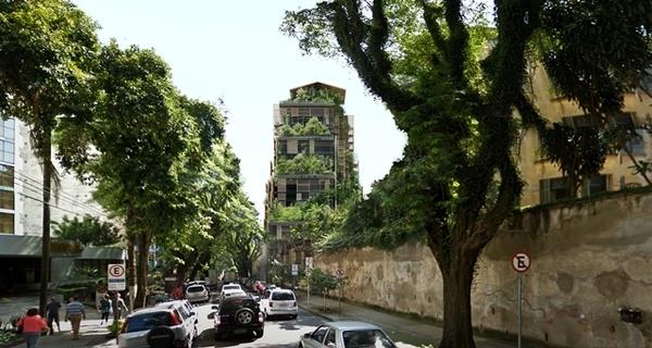 O primeiro Hotel Rosewood na América Latina, em São Paulo