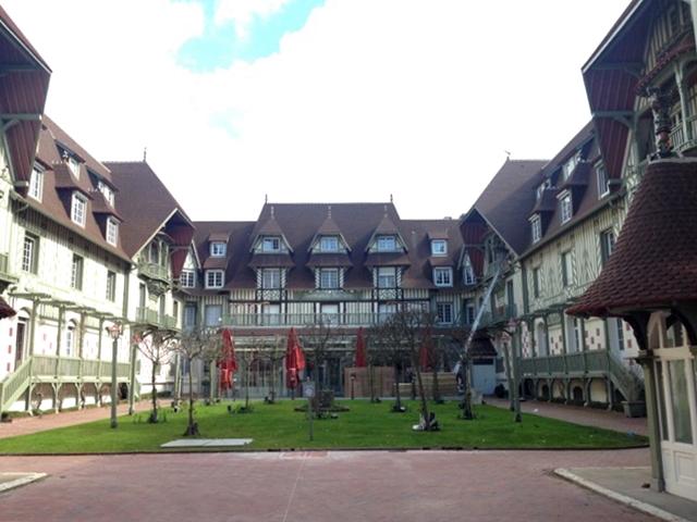 O que fazer em Deauville