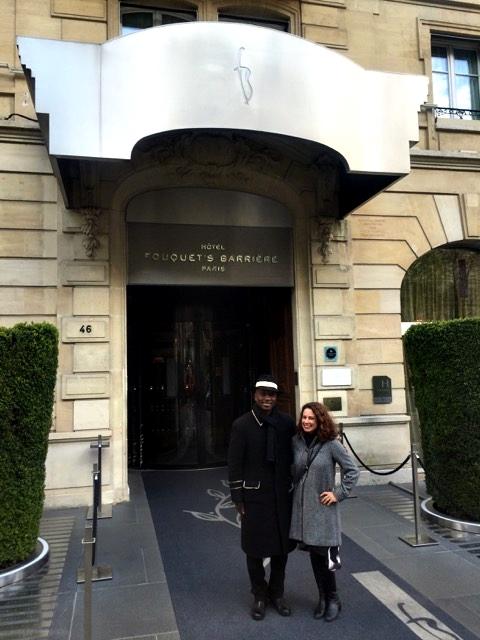 Hôtel Barrière Le Fouquets: um dos hoteis mais luxuosos de Paris