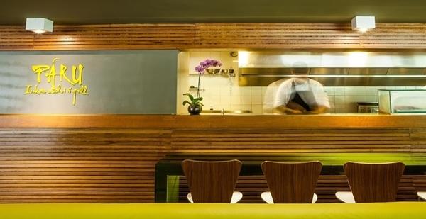 Páru Inkas Sushi & Grill inaugura noFashion Mall 2