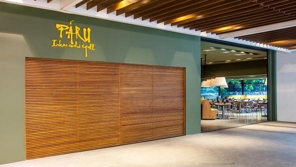 Páru Inkas Sushi & Grill inaugura noFashion Mall 3