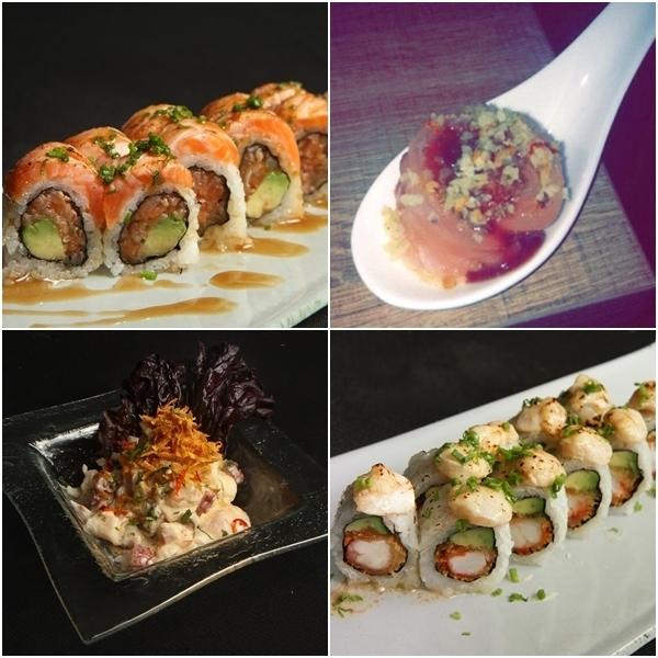 Páru Inkas Sushi & Grill inaugura noFashion Mall 6