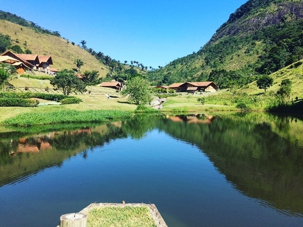 Um fim de semana no Le Canton, em Teresópolis