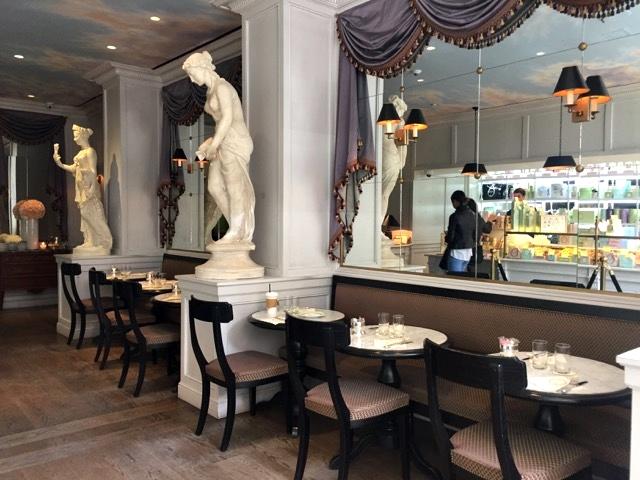 5 restaurantes no Soho