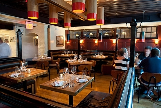5 restaurantes no Soho
