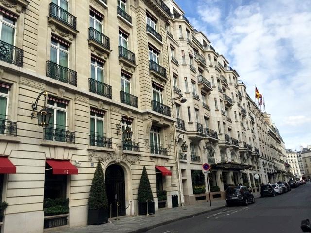 melhores hotéis em Paris