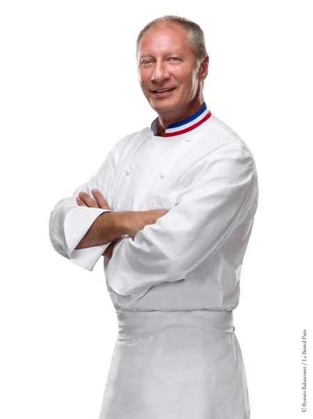 Chef Eric Frechon