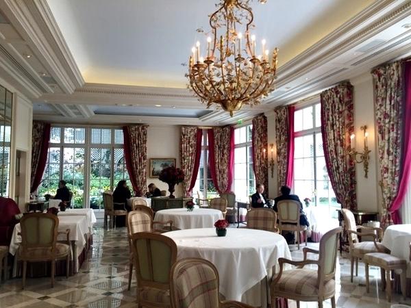 5 Restaurantes de hoteis em Paris