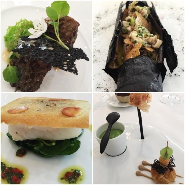 Almoço no restaurante Epicure, do hotel Le Bristol 5