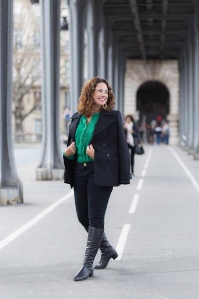 Ensaio Fotográfico em Paris 10