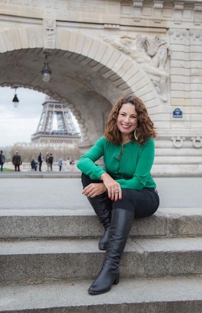 Ensaio Fotográfico em Paris 11