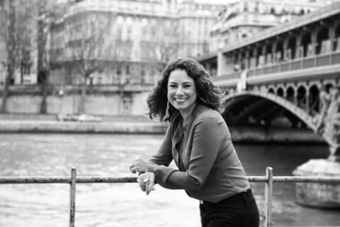 Ensaio Fotográfico em Paris 7