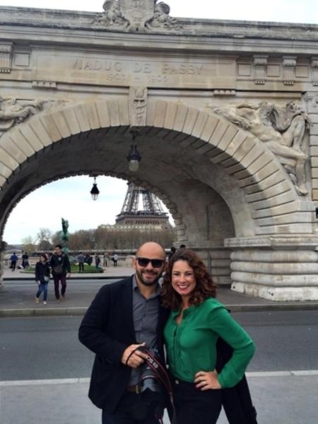 Ensaio Fotográfico em Paris