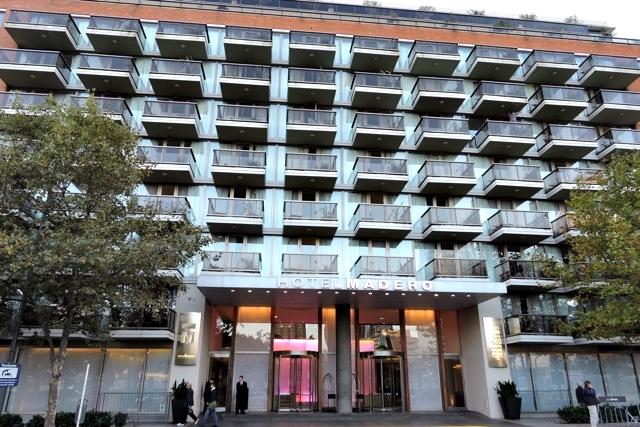 Hotel Madero em Buenos Aires