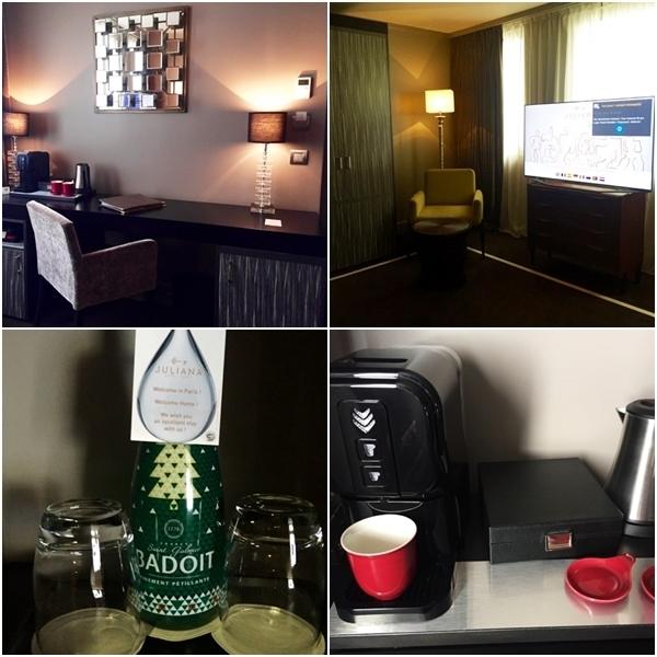Juliana, hotel boutique cinco estrelas em Paris 11
