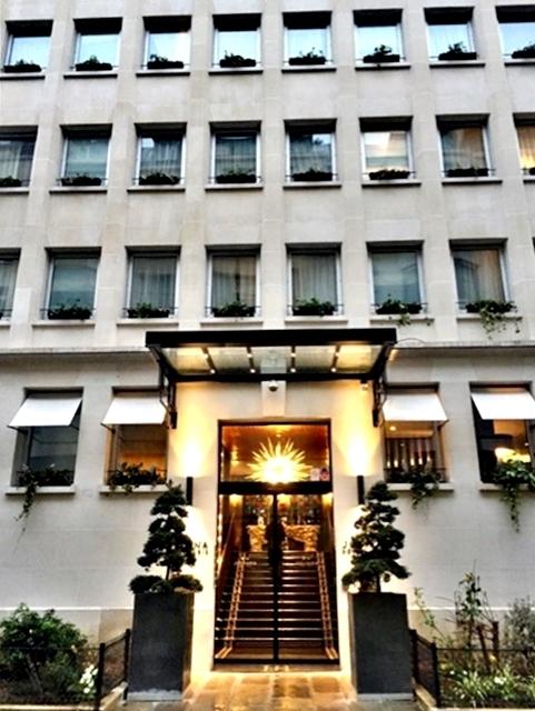 Juliana, hotel boutique cinco estrelas em Paris 13