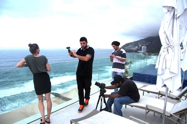 """Projeto artístico """"Suíte View"""": melhores paisagens vistas de hoteis no mundo"""