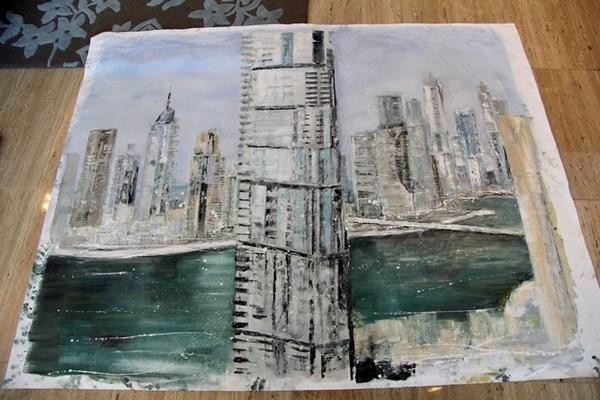 Projeto artístico suíte views 7