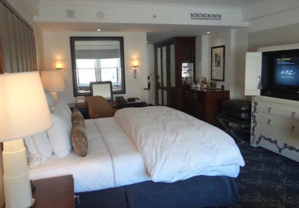 Quarto The Surrey Hotel um dos melhores hotéis de NY