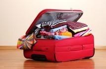 como arrumar uma mala básica para viagem