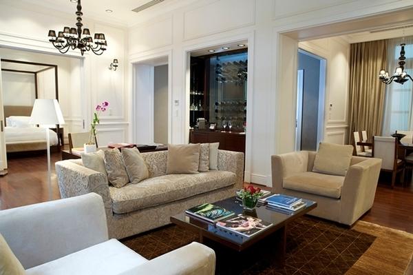 5 hoteis de luxo em Buenos Aires 4